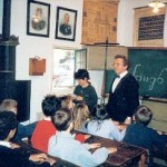 Schule vor hundert Jahren